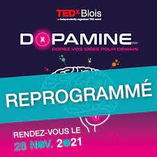 EDIT ! Situation COVID19/ TEDxBlois – Le rendez-vous du 28 novembre 2020 est reporté au 28 novembre 2021